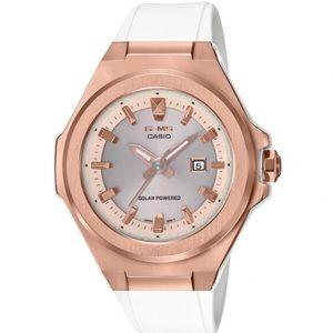 NWT Casio G-Shock Baby G Rose Gold Watch